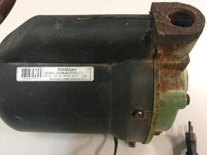 Bomba Schneider 3/4cv