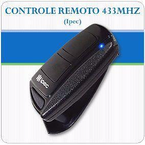 Controle Remoto para Portão Eletrônico 433mhz. Para Ppa,