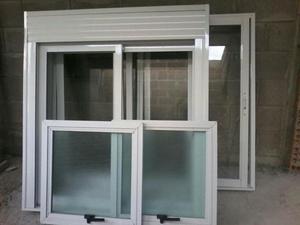 Janelas de Aluminio Branco *Sob Medida