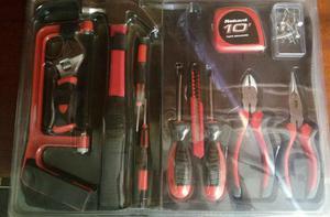 Jogo de ferramenta e kit de parafusadeira