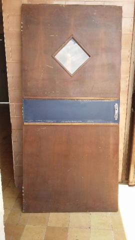 Porta de Madeira Lote com 4 portas