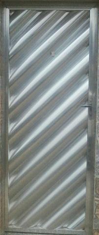 Portão de Alumínio Búzios social