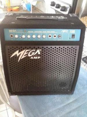 Amplificador para Guitarra Mega Ampli / Semi Valvulado / Em