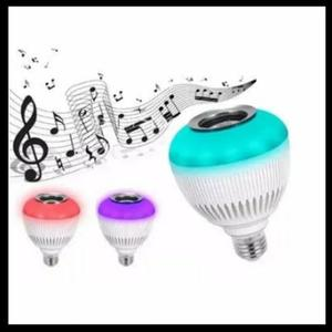 Lâmpada LED Bluetooth colorida Led Music
