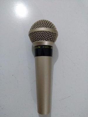 Microfone Profissional Le Son SM 58 P4