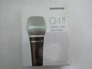 Microfone Samson Q4