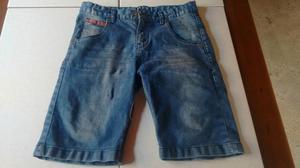 OFERTA! Lindas bermudas jeans infantis