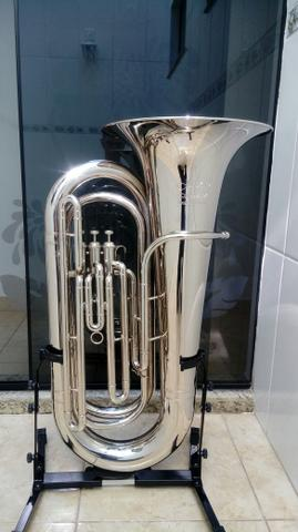 Tuba Jahnke Sib Zerada pouco uso - Parcelo 12x - Aceito