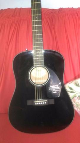 Violão acústico Fender USA
