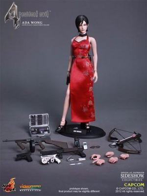 Ada Wong Hot Toys Lacrada Resident Evil 4 Hot Toys Game Leon