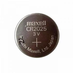 Cabbles 5 Baterias Lithium Maxell CR V Pastilha