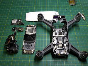 Drone Compro quebrado, danificado ou sucata diversas marcas