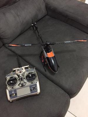Helicóptero De Controle Remoto 6ch Voa De Cabeça Para