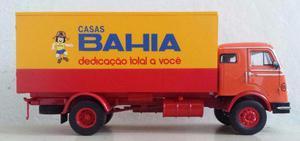 Miniatura Caminhão Brasileiro Mercedes LP331 CB