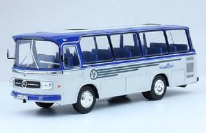 Miniatura Onibus Mercedes Benz O321H Escala 1/43 IXO