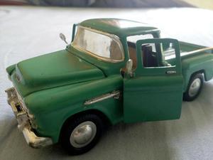 Miniatura caminhonete Chevrolet