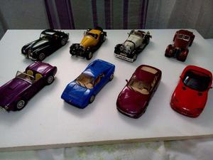 Miniaturas buraco estala 1:24 bugatti, Mercedes e