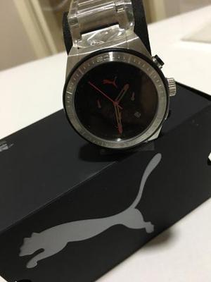 Relógio puma original na caixa e garantia