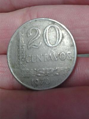 Vende se moeda antiga de 25.centavos de