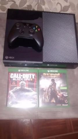Xbox one 500gb + fifa 18 (nao aceito trocas em nada)
