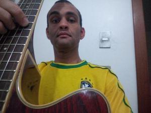 Aula particular de violão