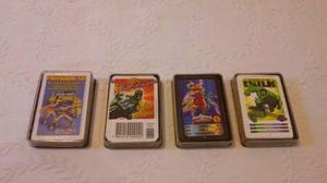 Super Trunfo e Supercards