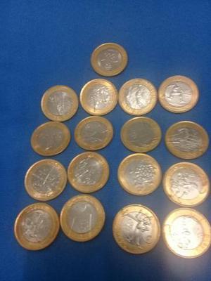 Vendo coleção de moeda completa da olimpíada