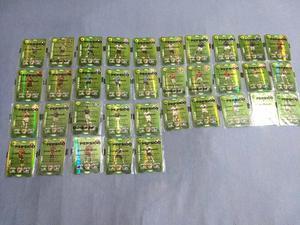 Cards Cheetos Surpresa Futebol Brasileiro (PepsiCo)
