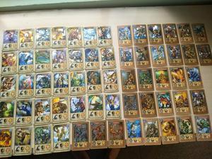 Coleção Card Dracomania & Mithomania