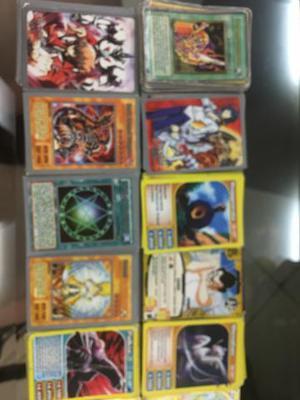Coleção de cartas yu-gi-oh