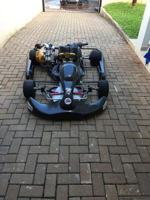 Kart chassi mini  hp 4 tempos