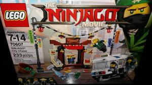 () LEGO NINJAGO THE MOVIE - A Perseguição Na Cidade!