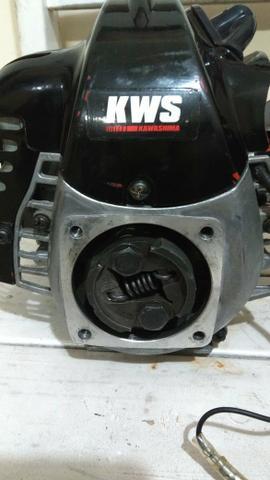 Motor de roçadeira kawachima 26cc