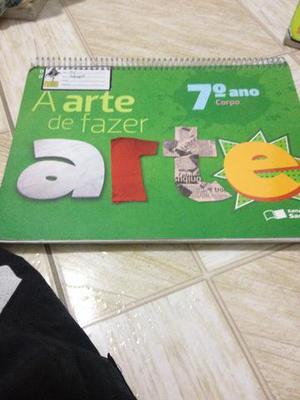 Arte de fazer arte 7º Ano