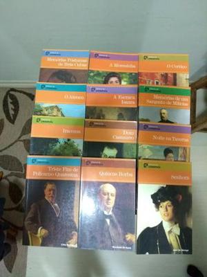 Coleção de livros literatura brasileira