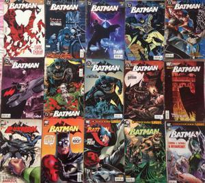 Comics/Quadrinhos/HQ DC/VERTIGO/Batman