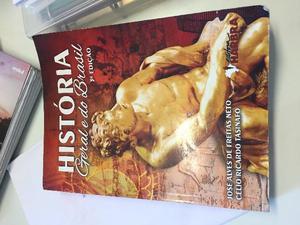 Historia geral do brasil 3 edição ótimo estado