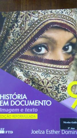 História em Documento 9º Ano