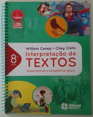 Livro Interpretação de textos - desenvolvendo a