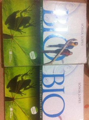Livro de Biologia Ensino Médio Volume Único