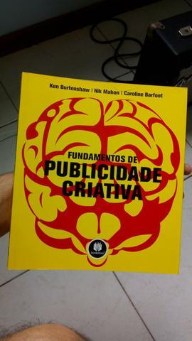 Livro fundamentos da publicidade criativa
