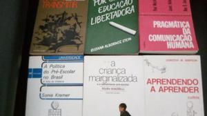 Livros de Educação e Psicologia