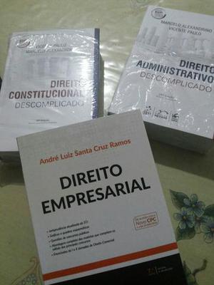 Livros de direito-para magistratura