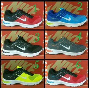 Tênis Nike lunar e  e outras marcas