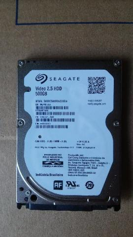Hd Seagate 500gb Sata