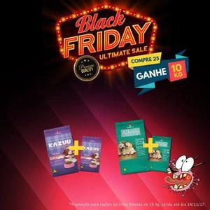 Black Friday PET - Compre 25Kg e Ganhe 10Kg