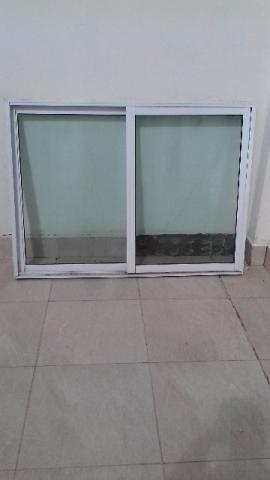 Janela e porta de aluminio