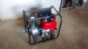 Motobomba a Diesel 7 HP 3 Pol Partida Manual Nagano