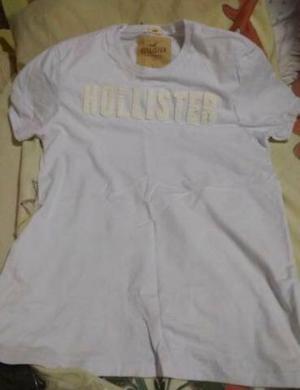 4 Camisetas Hollister e Abercrombie Originais