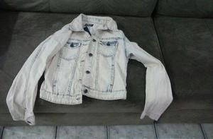 Jaqueta Jeans, TAM M